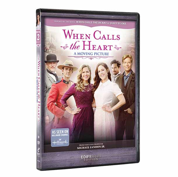 A Moving Picture (S7 - DVD 2) - Front Cover and Spine