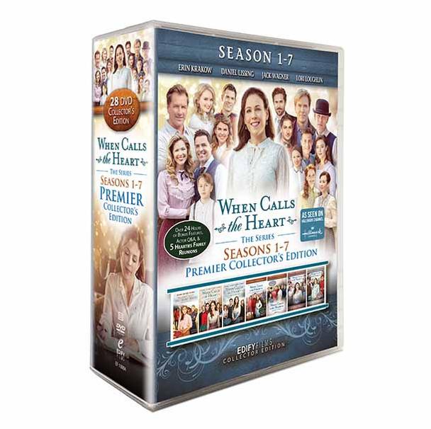 Season 1-7 Premier Collection box set