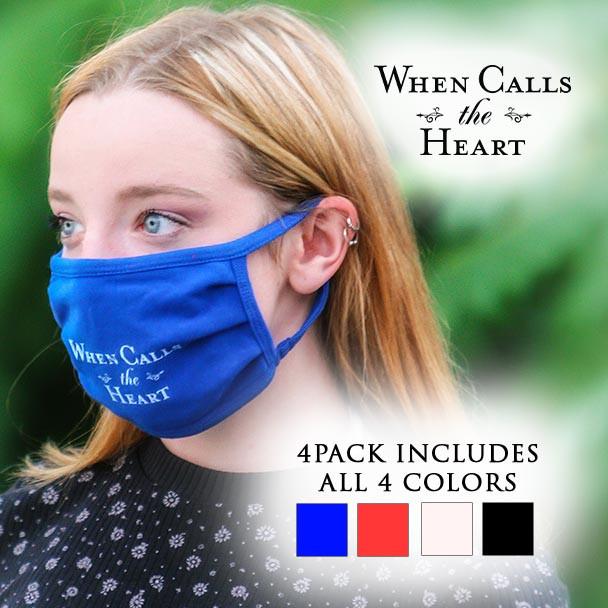 When Calls the Heart Masks