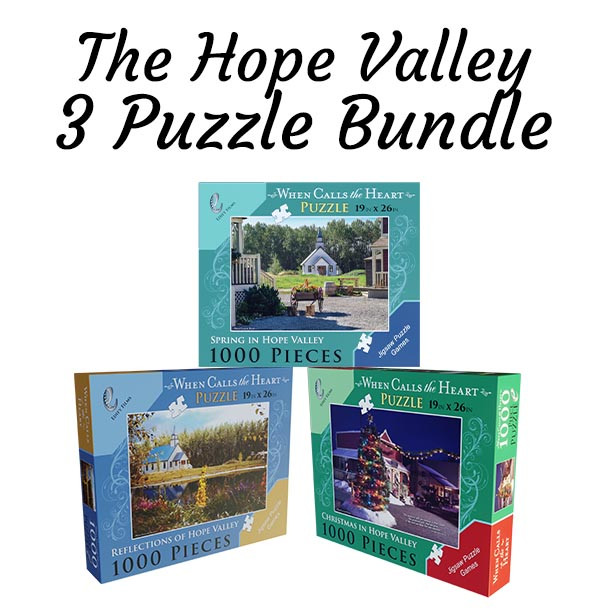 The Hope Valley 3 Puzzle Bundle