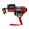 STEALTH 3500LB 12v WINCH WITH STEEL ROPE AND WIRELESS REMOTE