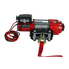 STEALTH 4500LB 12v WINCH WITH STEEL ROPE AND WIRELESS REMOTE