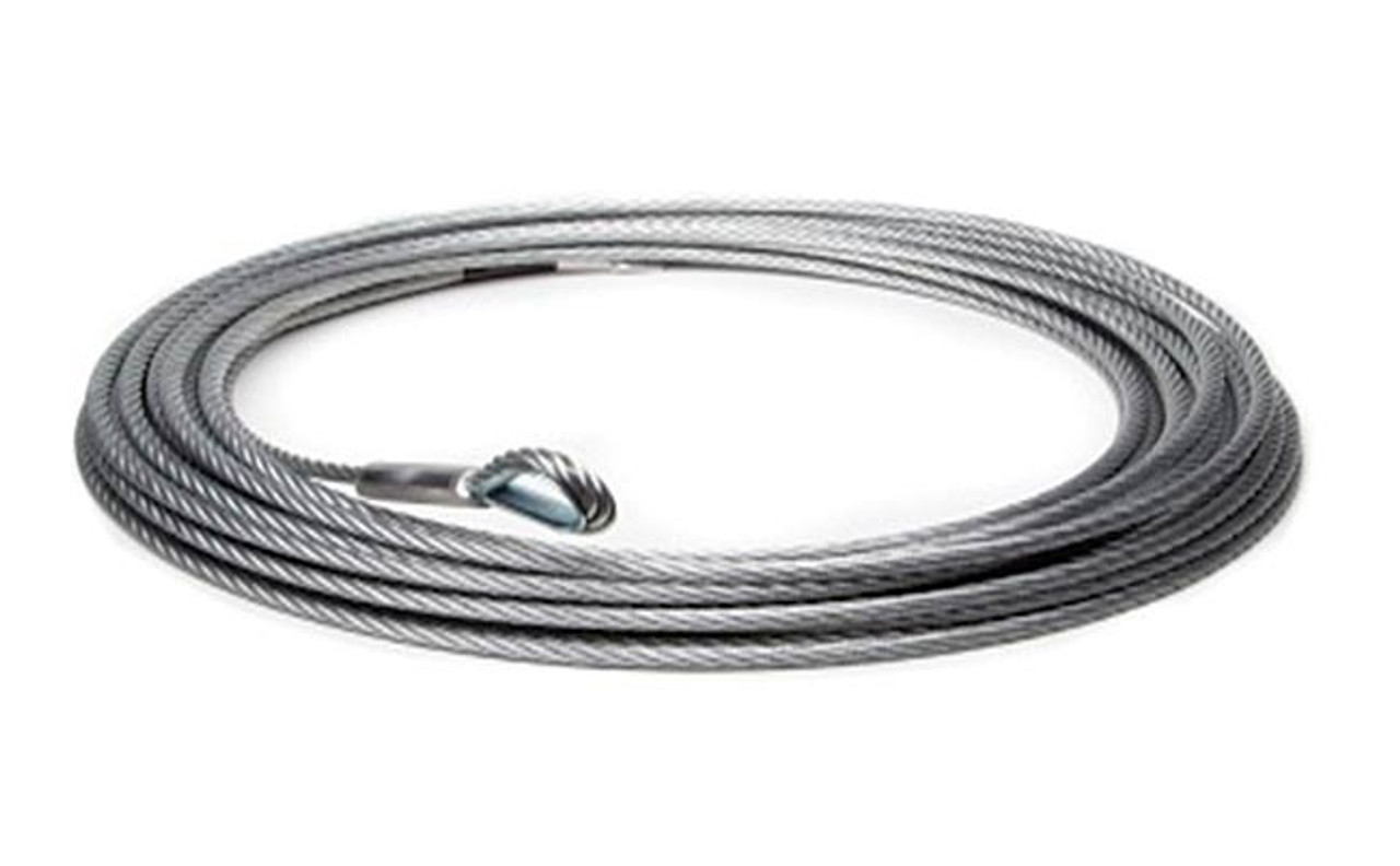 Steel Cable  9.2mm x 30m included.