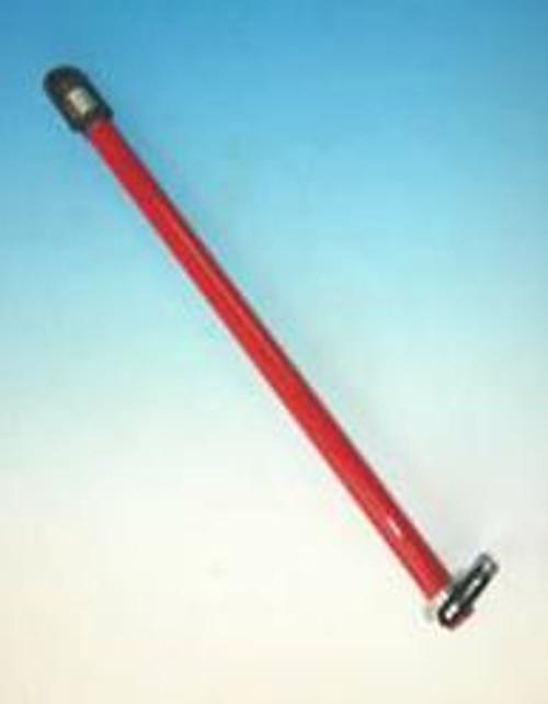 DIN Pole Mount Extension 500mm