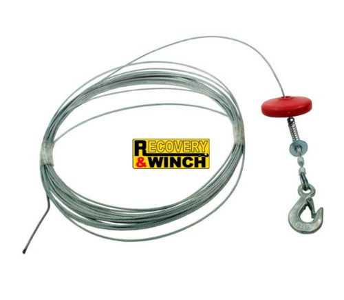 WIRE ROPE TO SUIT 500KG HOIST