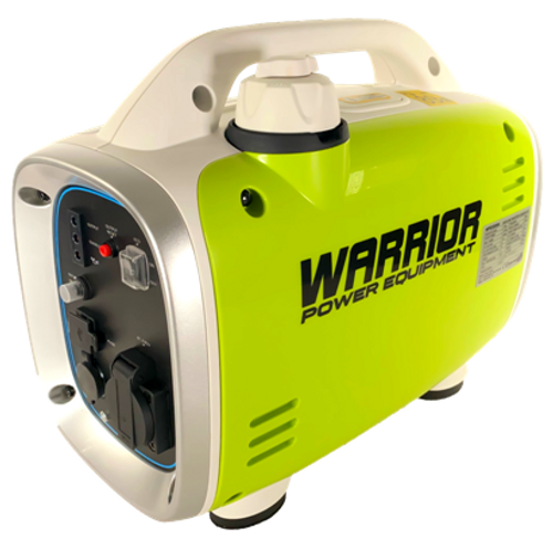 800W WARRIOR POWER PETROL INVERTER GENERATOR
