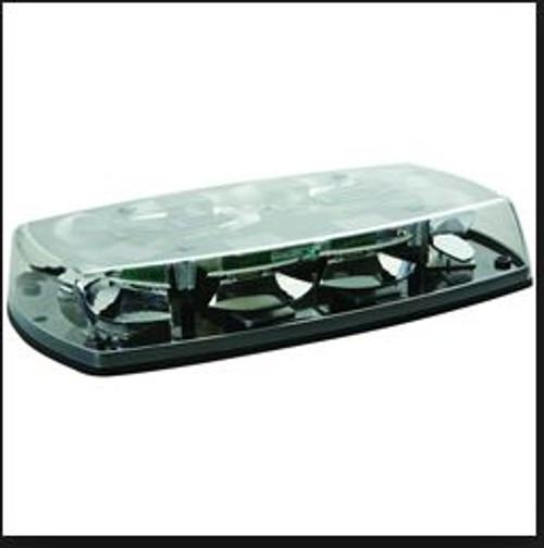 Vision Alert Relex LED 2 Bolt Minibar Clear/Amber 12/24V