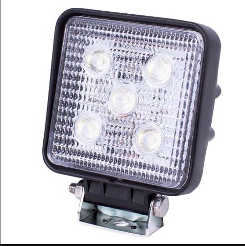 Vision Alert Square LED Work Lamp 1000LM