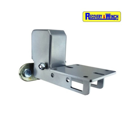 Towbar winch mount for winches up tp 4500lbs