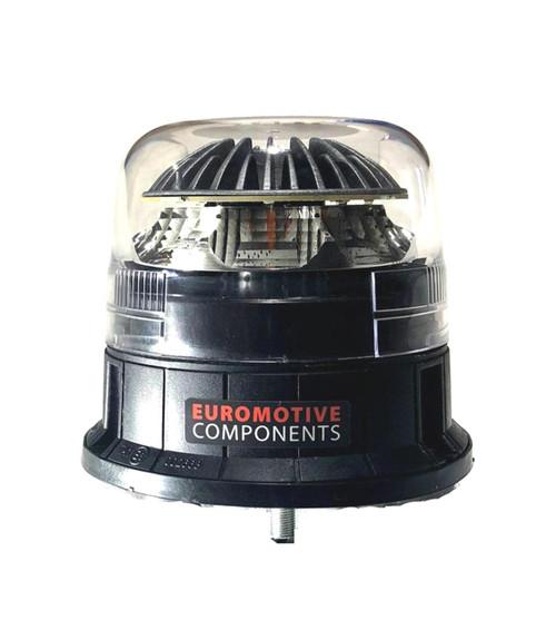 LED Clear Lense Beacon Single Bolt