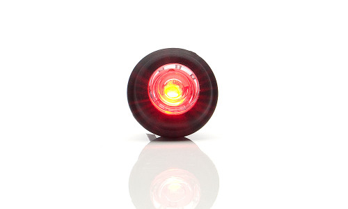EC699 RECESSED BUTTON RED POSITION MARKER
