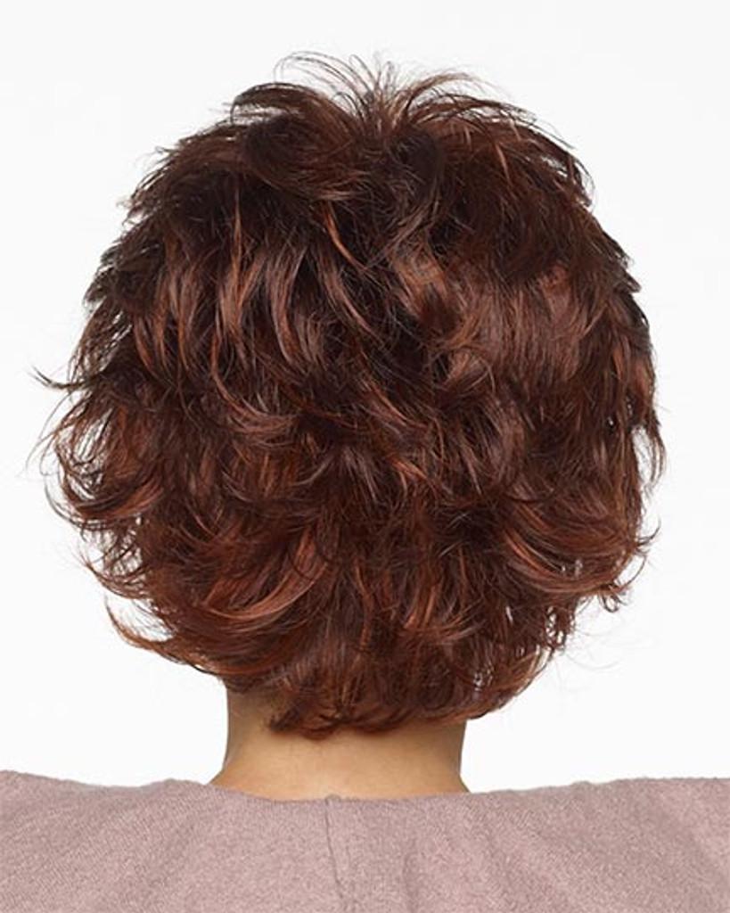 Envy Wigs Ayssa back view