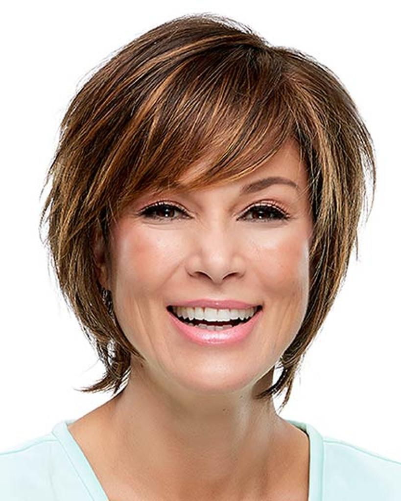 Diane Jon Renau Wigs Front View
