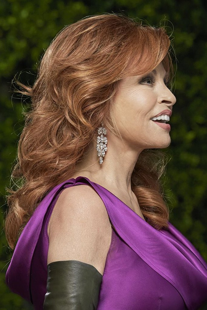 The good Life Raquel Welch Wigs Side View