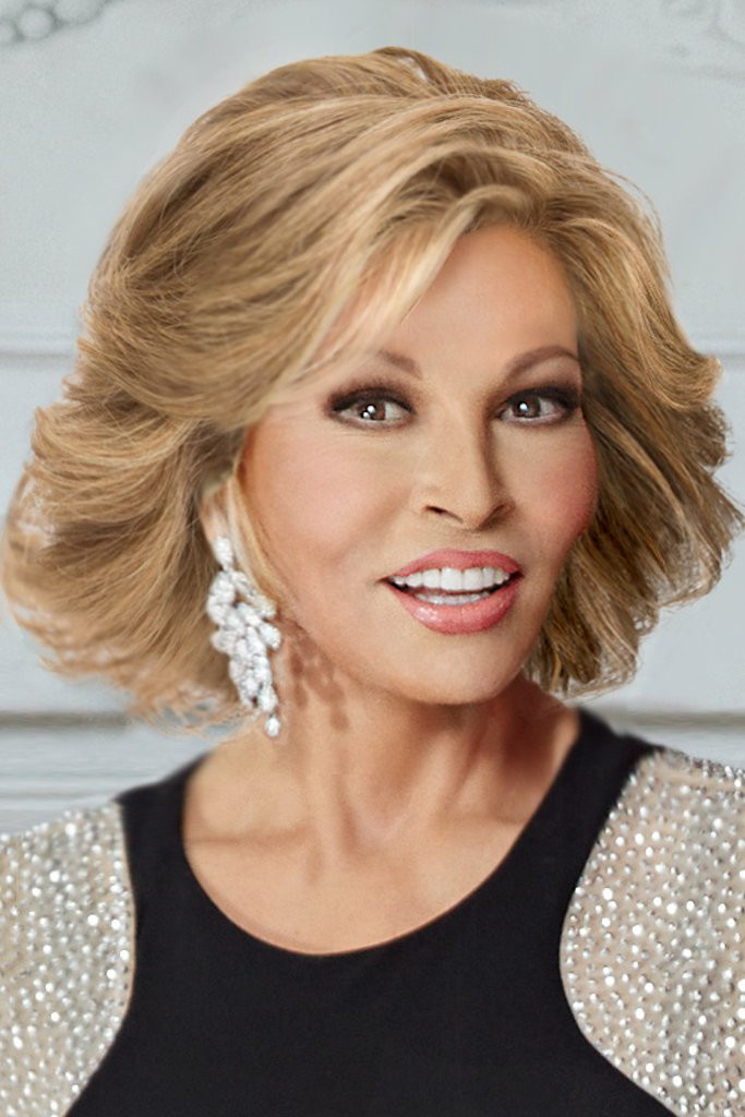 The Art Of Chic Raquel Welch Wigs Front View