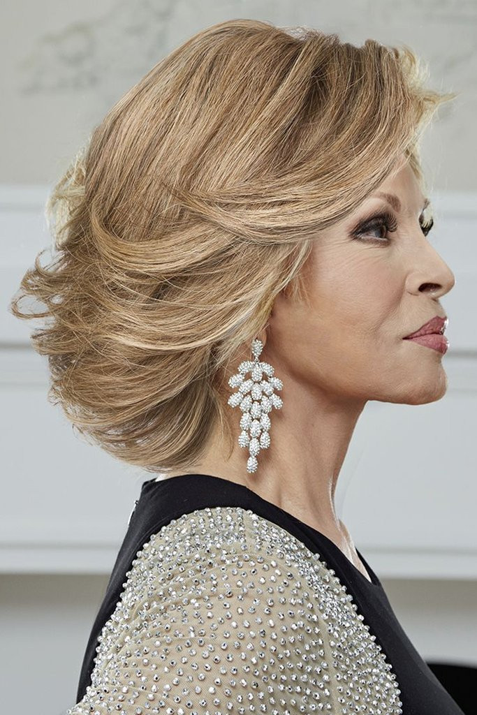 The Art Of Chic Raquel Welch Wigs Right Side View