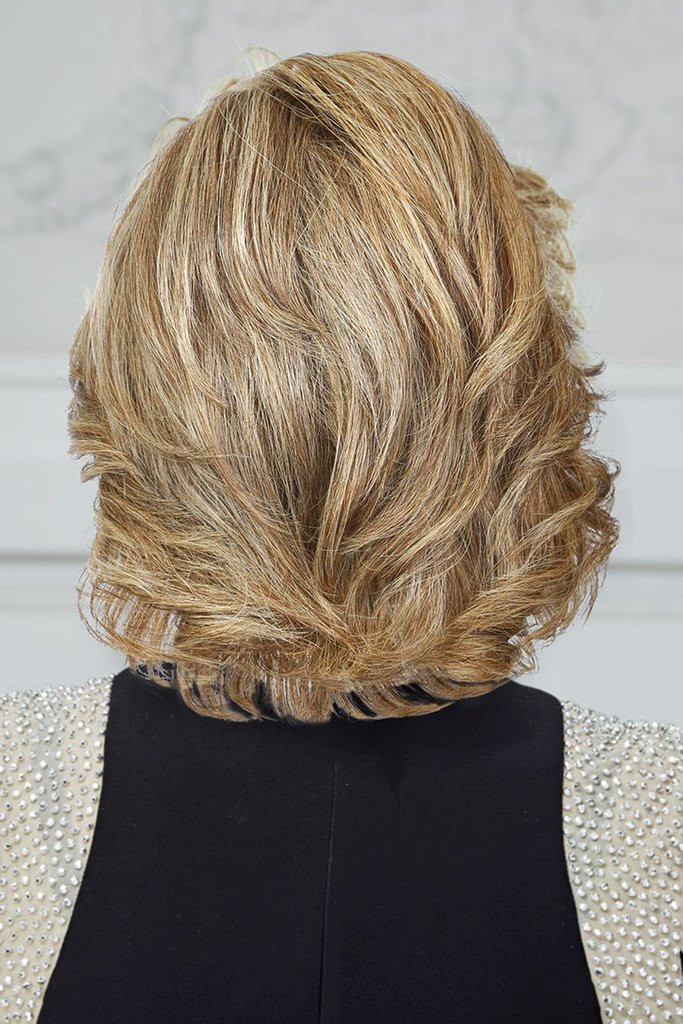 The Art Of Chic Raquel Welch Wigs Back View