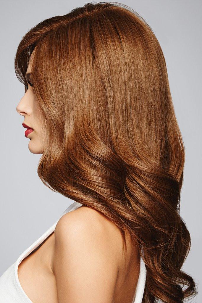 Contessa Raquel Welch Wigs Side View