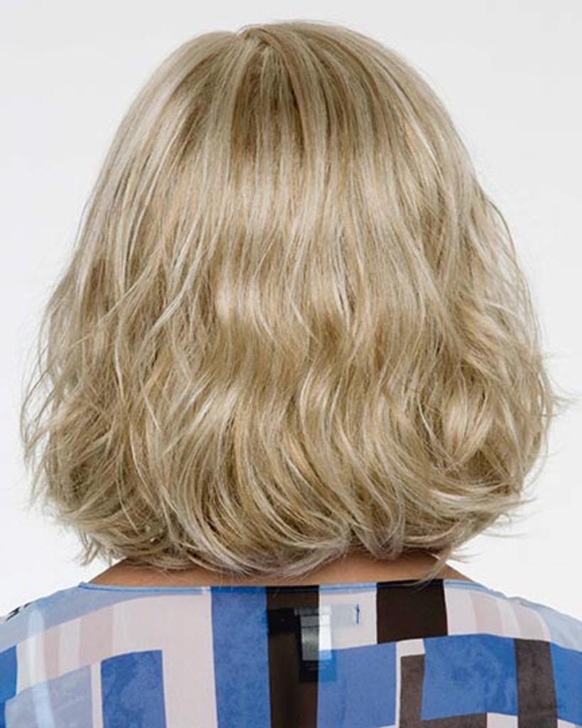 Chole - Envy Wigs - mono part lace front - back