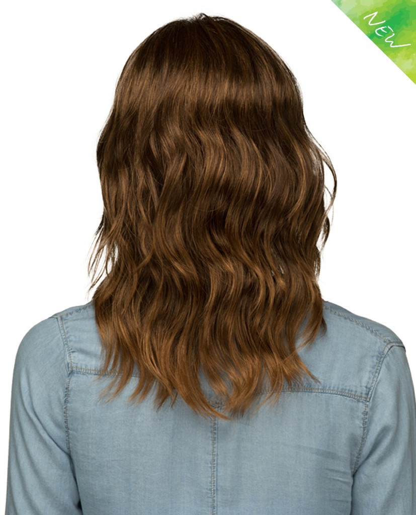 Ocean Naturalle by Estetica Wigs Back View