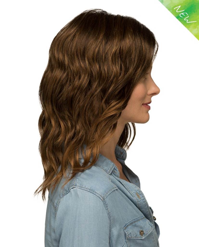 Ocean Naturalle by Estetica Wigs Side View