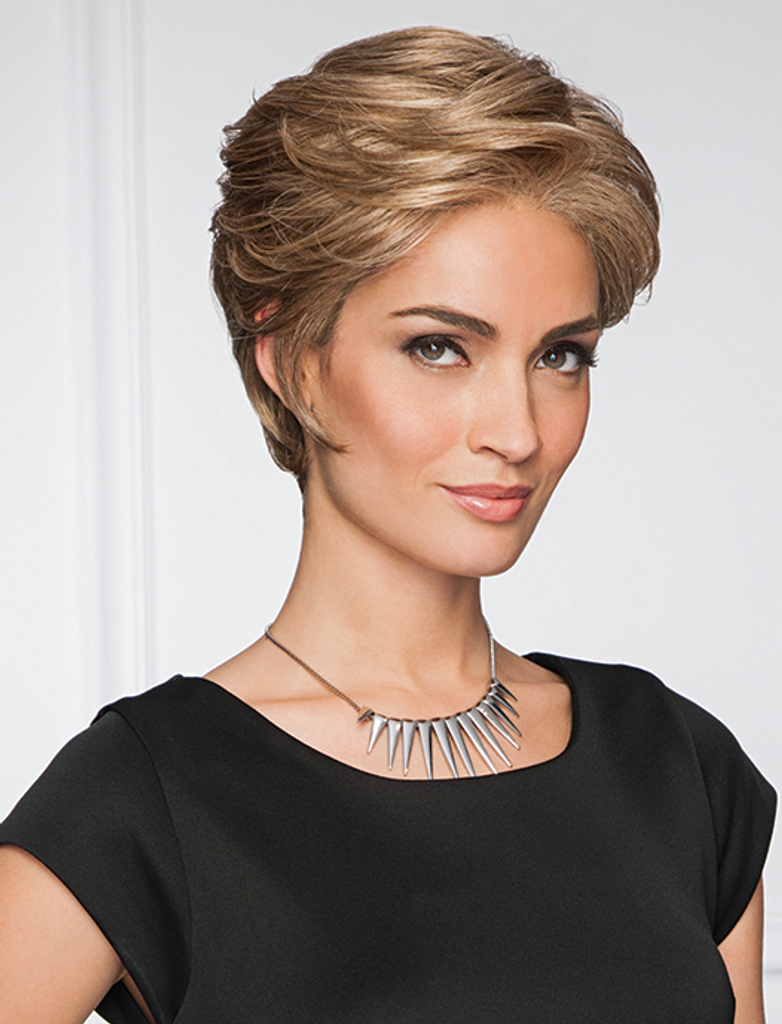 gabor synthetic wig upscale front  view 2