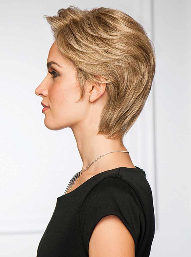 gabor synthetic wig upscale side  view 3