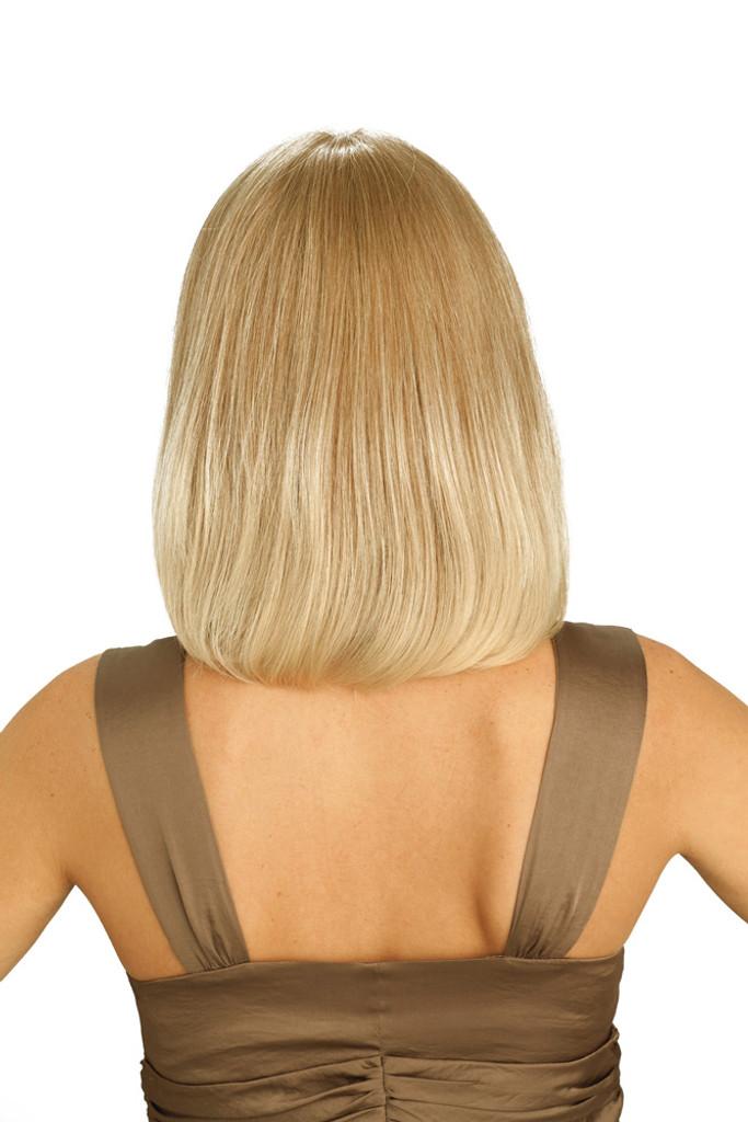 Louis Ferre PC108 Platinum Human Hair Wig