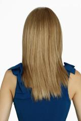 Louis Ferre Manhattan Soiree Monosystem Lace Front Wig Back View