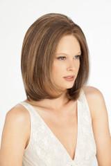 Louis Ferre Madison Gem Monosystem Lace Front Wig front view 2