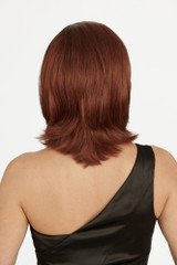 Louis Ferre Gramercy Rose Monosystem Lace Front Wig back view