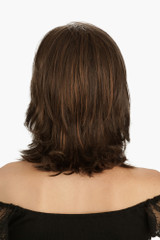 Louis Ferre Broadway Gala  Monosystem Lace Front Wig back view