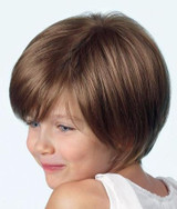 Logan Childrens  Monotop By Amore Wigs front