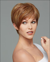 Gabor wigs strength light red side view