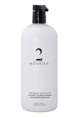 Jon Renau Argan smooth Luxury Conditioner - 1 Liter Bottle