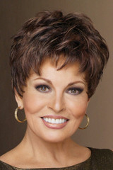 Winner Elite Raquel Welch Wigs Front View