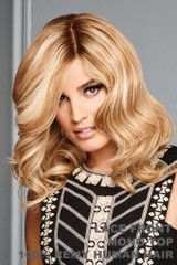 The good Life Raquel Welch Wigs Front View