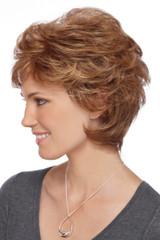 Estetica Classique synthetic wig Rebecca_Side View