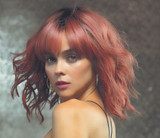 MUSE SERIES BREEZY WAVES SYNTHETIC WIG 2