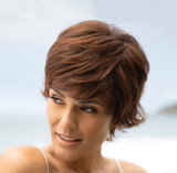 Albee    Alexander Couture Wig Collection front view