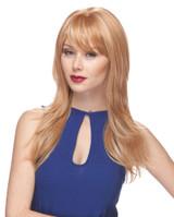 HB Melinda | Sepia | Human Hair Blend | Front View