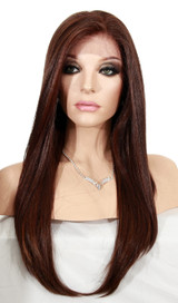 AALIYAH | Sepia Wigs |  Lace Front | Monotop | P4.27.30 -1