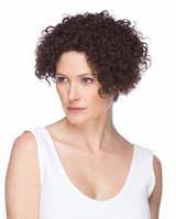 H Carlota | Sepia | Human Hair Brazillian Full | Side View
