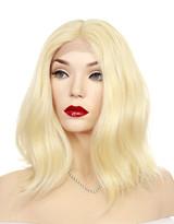 Beachy Wavy Cut Wig | Heat Ok | Color 613 -1