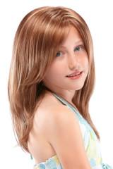 Ashley Renau Childrens Wig front view