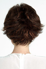 Tyler synthetic wig by Rene of Paris back  view
