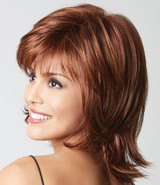 Bailey synthetic wig by Rene of Paris side view 2