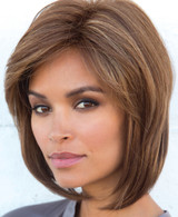 Cameron synthetic wig by Rene of Paris front view 1
