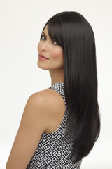 Envy Wigs Mckenzie lace front  synthetic side view