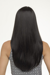 Envy Wigs Mckenzie lace front  synthetic back view